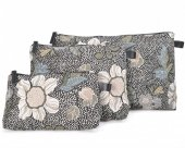 ceannis flower linen black