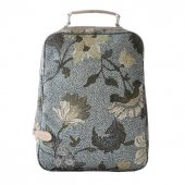 Ceannis - Väska Flower Linen Ravenna New Duty Blue Backpack