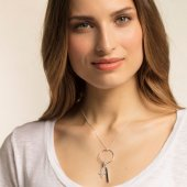 Thomas Sabo - Berlock Charm Club Love Knot
