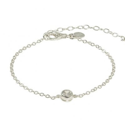 CU Jewellery - Armband Cubic Chain Silver