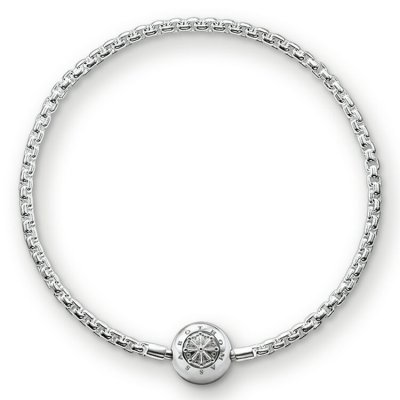 Thomas Sabo - Halsband Karma Beads Start Blankt