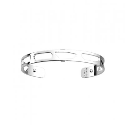 Les Georgettes - Armband 08 Girafe Silver