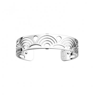 Les Georgettes - Armband 14 Poisson Silver