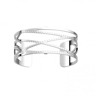 Les Georgettes - Armband 25 Dunes Silver