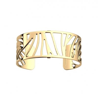 Les Georgettes - Armband 25 Perroquet Guld