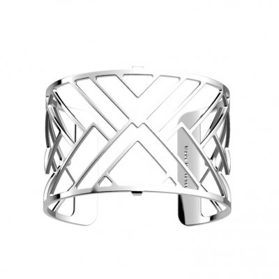 Les Georgettes - Armband 40 Cime Silver