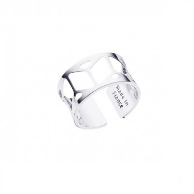 Les Georgettes - Ring 1,2 Resille Silver