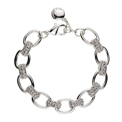 Snö of Sweden Armband Monroe Chain Silver