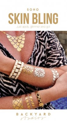 Skin Bling - SOHO Skin Jewellery