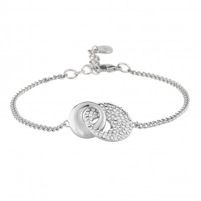 Snö of Sweden Armband Anglais Silver