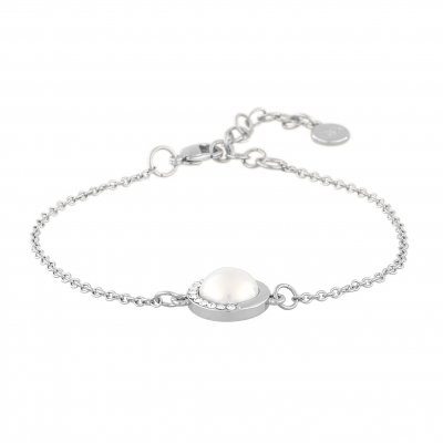 Snö of Sweden Armband Celine Chain Silver