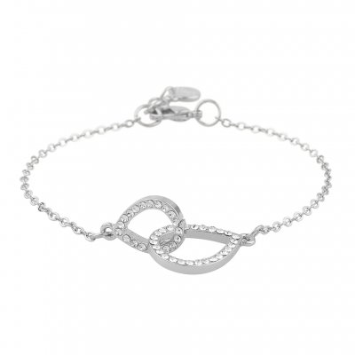 Snö of Sweden Armband Ciel Duo Silver