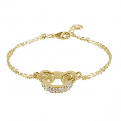 Snö of Sweden Armband Marly Chain Guld