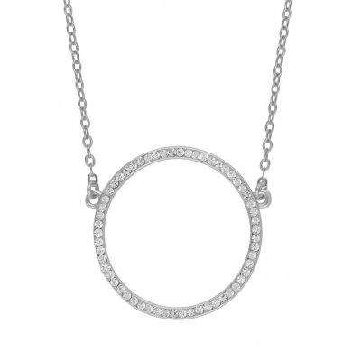 Snö of Sweden Halsband Trudy Chain Silver