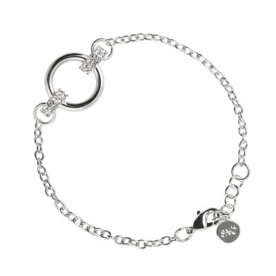 Snö of Sweden Armband Adara Chain Silver