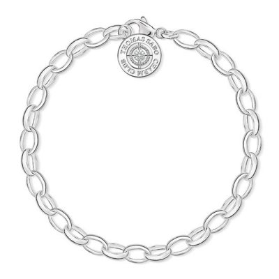 Thomas Sabo - Armband Charm Club Diamant