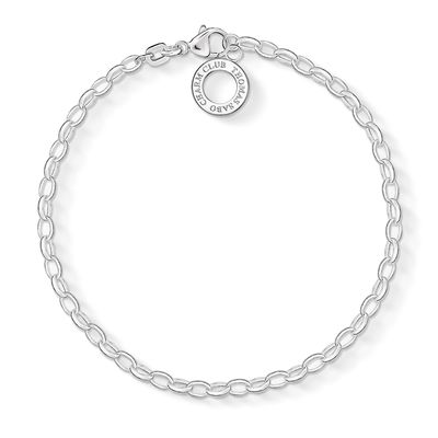 Thomas Sabo - Armband Charm Club Start Silver 0,3