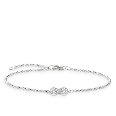 Thomas Sabo - Armband Eternity Diamant Silver