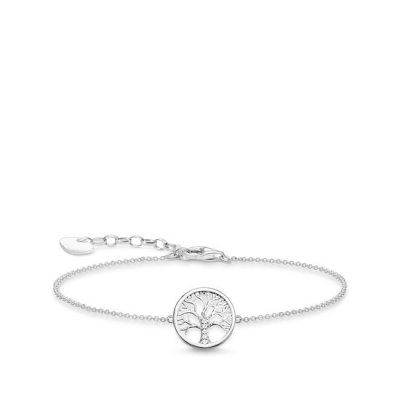 Thomas Sabo - Armband Tree of Love CZ Silver