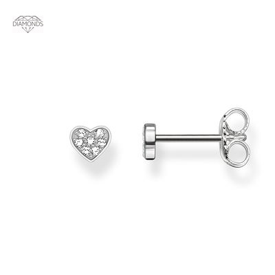 Thomas Sabo - Örhängen Moments of Happiness Diamant Silver