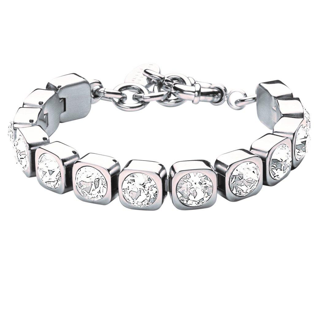 dyrberg kern armband silver